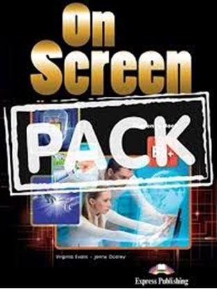 Εικόνα της ON SCREEN B2+ REVISED STUDENT'S PACK 1  WITH FCE PRACTICE EXAM PAPER'S No1  STUDENT'S BOOK (GREECE)
