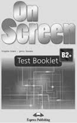 Εικόνα της ON SCREEN B2 + TEST BOOKLET REVISED