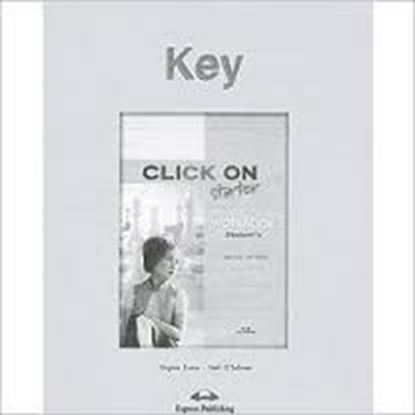 Εικόνα της CLICK ON STARTER WORKBOOK KEY
