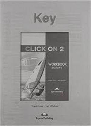 Εικόνα της CLICK ON 2 WORKBOOK KEY