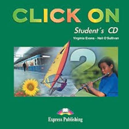 Εικόνα της CLICK ON 2 STUDENT'S CD