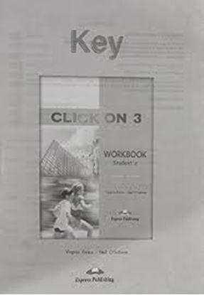 Εικόνα της CLICK ON 3 WORKBOOK KEY
