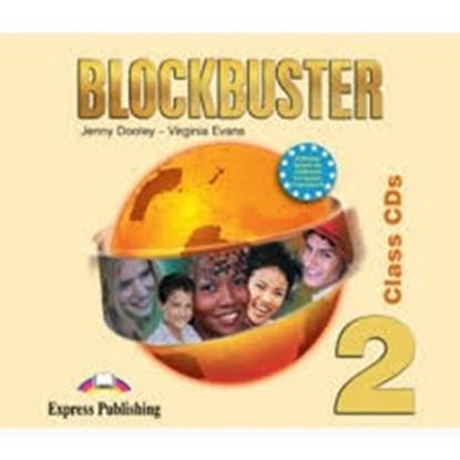 Εικόνα της BLOCKBUSTER 2 CLASS CDs (SET OF 4)
