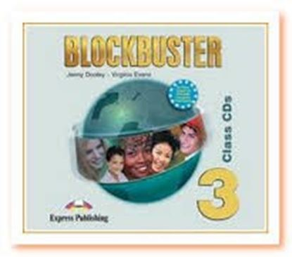 Εικόνα της BLOCKBUSTER 3 CLASS CDs (SET OF 4)