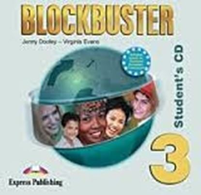 Εικόνα της BLOCKBUSTER 3 STUDENT'S CD