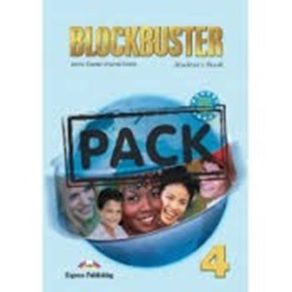Εικόνα της BLOCKBUSTER 4 S'S PACK 2 (WITH READER-KIDNAPPED READER & CD-ROM)