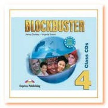 Εικόνα της BLOCKBUSTER 4 CLASS CDs (SET OF 4)