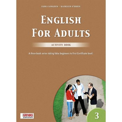 Εικόνα της ENGLISH FOR ADULTS 3 ACTIVITY