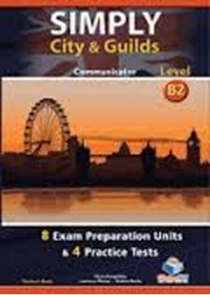 Εικόνα της GLOBAL ELT-SIMPLY CITY & GUILDS B2 SB