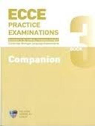 Εικόνα της ECCE BOOK 3 , PRACTICE EXAMINATIOS COMPANION