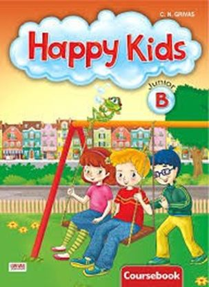 Εικόνα της HAPPY KIDS JB COURSEBOOK