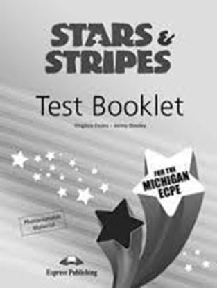 Εικόνα της STARS & STRIPES MICHIGAN ECPE TEST BOOKLET (NEW)