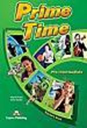 Εικόνα της PRIME TIME PRE-INTERMEDIATE STUDENT'SBOOK (WITH ieBOOK) (GREECE)