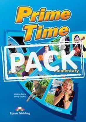 Εικόνα της PRIME TIME ELEMENTARY POWER PACK (S'S,ieBOOK,WORKBOOK & GRAMMAR, COMPANION)