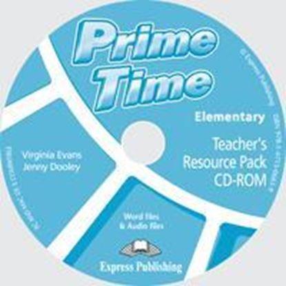 Εικόνα της PRIME TIME ELEMENTARY TEACHER'S RESOURCE PACK CD-ROM