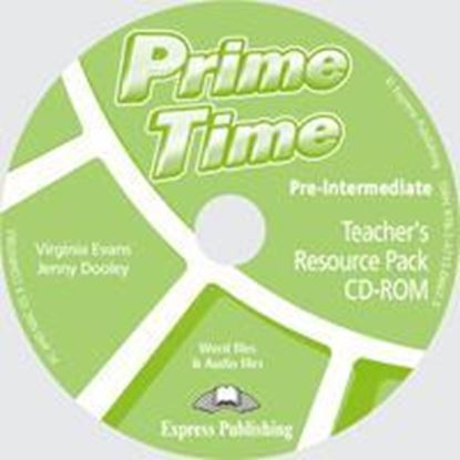 Εικόνα της PRIME TIME PRE-INTERMEDIATE TEACHER'SRESOURCE PACK CD-ROM
