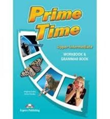 Εικόνα της PRIME TIME UPPER-INTERMEDIATE ECCE PACK ( Student's + Writing Bo ok +ieBook+Workbook & Grammar + Compa