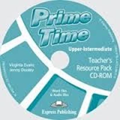 Εικόνα της PRIME TIME UPPER-INTERMEDIATE TEACHER'S RESOURCE PACK CD-ROM