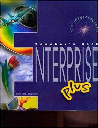 Εικόνα της ENTERPRISE 3 PLUS PRE-INTERMEDIATE TEACHER'S BOOK