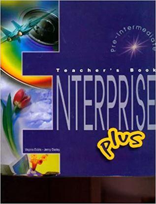 Εικόνα της ENTERPRISE 3 PLUS PRE-INTERMEDIATE TEACHER'S BOOK