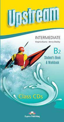 Εικόνα της UPSTREAM INTERMEDIATE B2 CLASS CDs (SET OF 5) REVISED