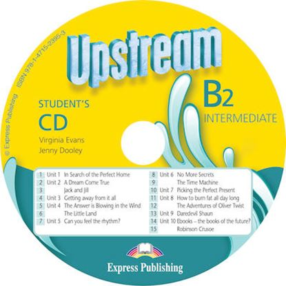 Εικόνα της UPSTREAM INTERMEDIATE B2 STUDENT'S CDREVISED