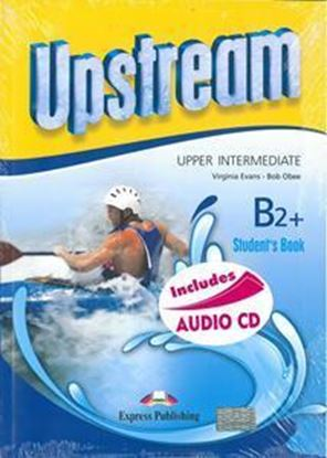 Εικόνα της UPSTREAM UPPER-INTERMEDIATE STUDENT'SBOOK WITH CD REVISED-(3rd E DITION)