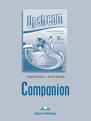 Εικόνα της UPSTREAM UPPER-INTERMEDIATE B2+ COMPAN ION (REVISED)-(3rd EDITION)