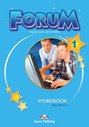 Εικόνα της FORUM 1 WORKBOOK REVISED