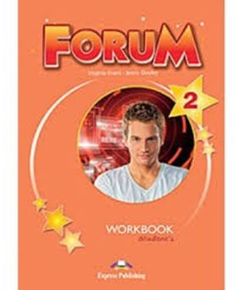 Εικόνα της FORUM 2 WORKBOOK REVISED