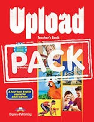 Εικόνα της UPLOAD 1 TEACHER'S PACK (ADULT LEARNERS)(S'S BOOK & WORKBOOK WIT H ie-book,T'S,IWB)(GREECE)