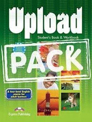 Εικόνα της UPLOAD 2 STUDENT'S BOOK & WORKBOOK (ADULT LEARNERS) with ie-book GREECE