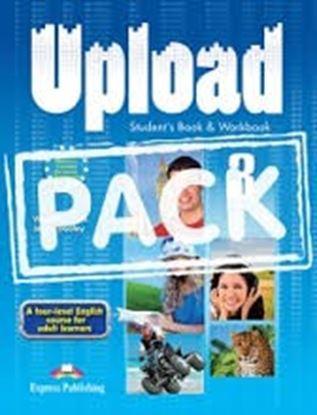 Εικόνα της UPLOAD 3 STUDENT'S BOOK & WORKBOOK (ADULT LEARNERS) with ie-book GREECE