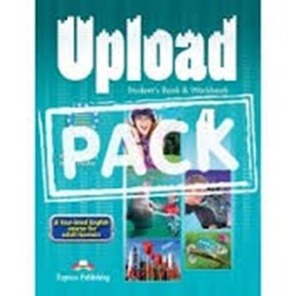 Εικόνα της UPLOAD 3 TEACHER'S PACK (ADULT LEARNERS)(S'S BOOK & WORKBOOK WIT H ie-book,T'S, IWB)(GREECE)