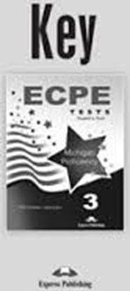 Εικόνα της ECPE PRACTICE TESTS FOR THE MICHIGAN ΡROFICIENCY 3 KEY REVISED ( NEW)