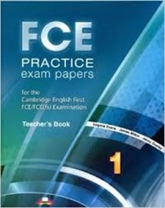 Εικόνα της FCE LISTENING & SPEAKING SKILLS 1+ FCE PRACTICE EXAM PAPERS 1 TE ACHER'BOOK REVISED