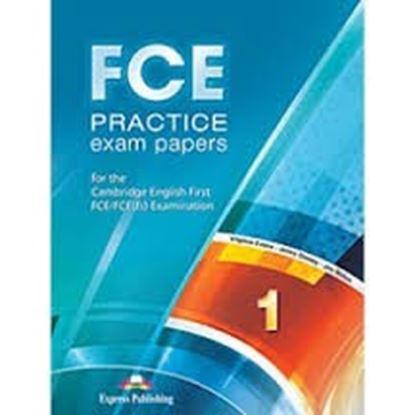 Εικόνα της FCE PRACTICE EXAM PAPERS 1 SPEAKING CLASS CD'S (SET OF 2) (REVIS ED)