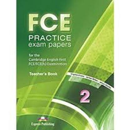 Εικόνα της FCE PRACTICE EXAM PAPERS 2 & LISTENING & SPEAKING SKILLS TEACHER 'S REVISED