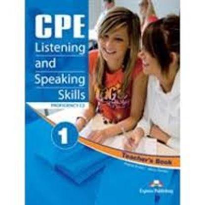 Εικόνα της CPE LISTENING & SPEAKING SKILLS 1 PROFICIENCY C2 TEACHER'S BOOK - OVERPRINTED (REVISED)