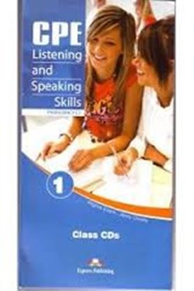 Εικόνα της CPE LISTENING & SPEAKING SKILLS 1 PROFICIENCY C2 CLASS CD'S (SET OF 6)