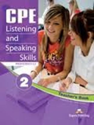 Εικόνα της CPE LISTENING & SPEAKING SKILLS 2 PROFICIENCY C2 TEACHERS BOOK - OVERPRINTED (REVISED)