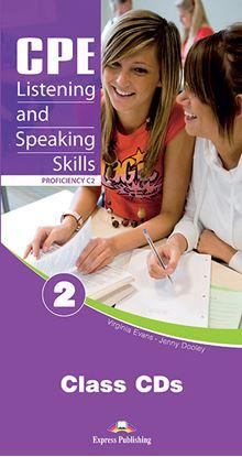 Εικόνα της CPE LISTENING & SPEAKING SKILLS 2 PROFICIENCY C2 CLASS CD'S (SET OF 6) NEW