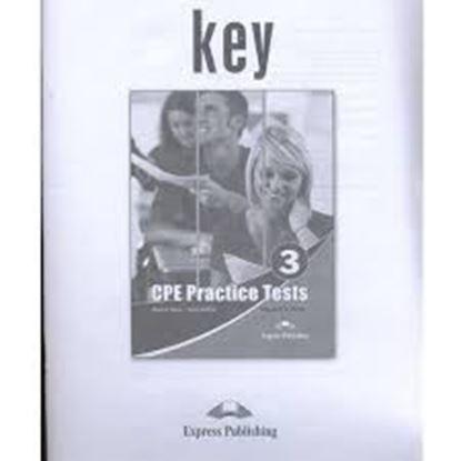 Εικόνα της PRACTICE TESTS FOR THE REVISED CPE 3 (REVISED) KEY