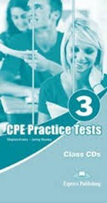 Εικόνα της CPE PRACTICE TESTS 3 CLASS AUDIO CDs (SET OF 6)