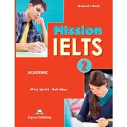 Εικόνα της MISSION IELTS 2 ACADEMIC S'S BOOK