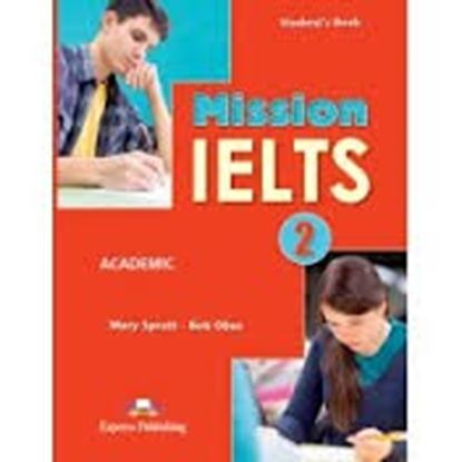 Εικόνα της MISSION IELTS 2 ACADEMIC CLASS CD'S SET OF 2