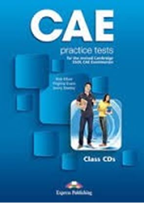 Εικόνα της CAE PRACTICE TESTS CLASS CD'S (SET OF3) REVISED