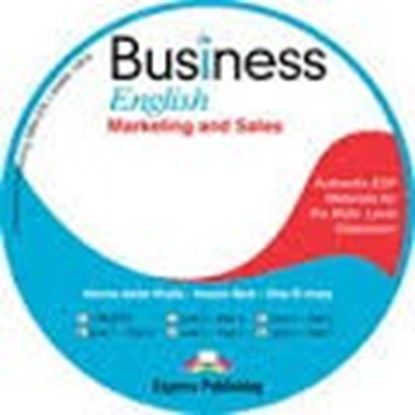 Εικόνα της BUSINESS ENGLISH MARKETING AND SALES A UTHENTIC ESP MATERIALS FOR THE MULTI-LEVEL CLASS CD