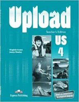 Εικόνα της UPLOAD US 4 TEACHER'S BOOK