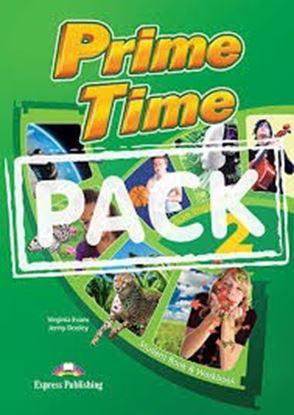 Εικόνα της PRIME TIME 2 AMERICAN EDITION STUDENT'